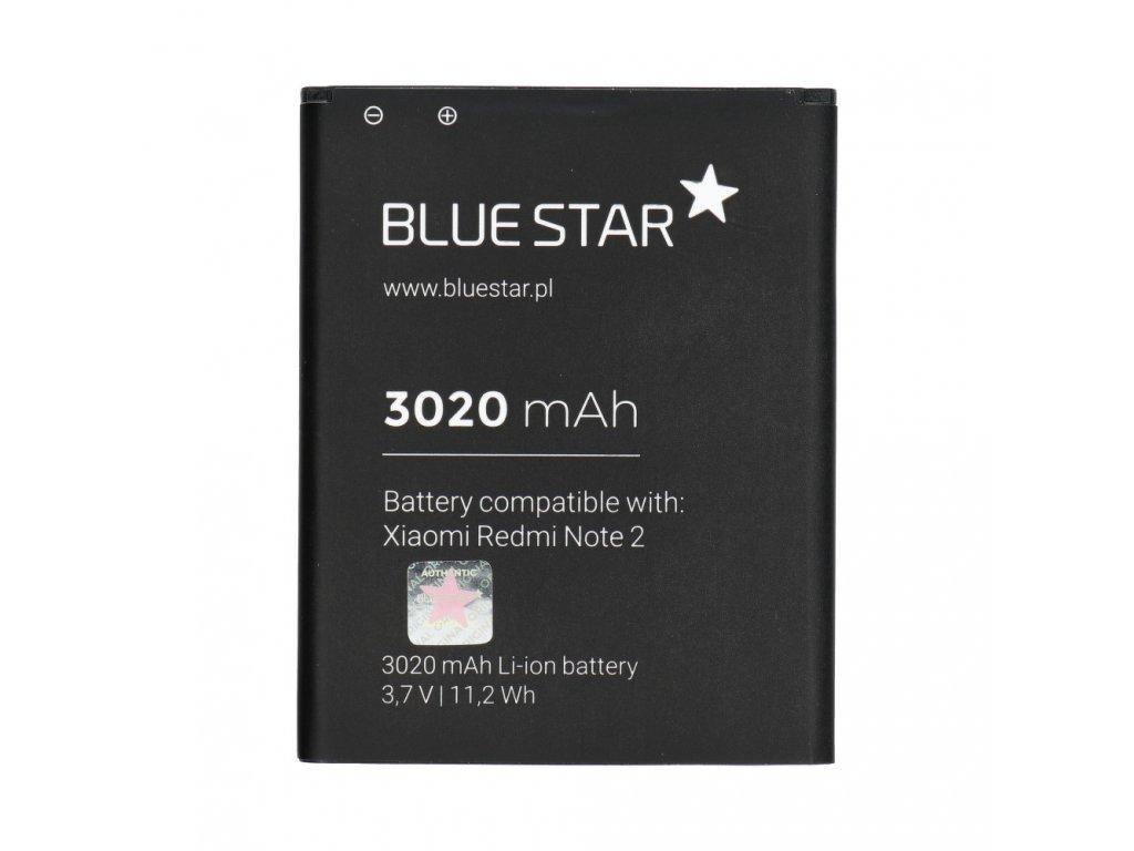 71729 2 baterie blue star 3020mah li ion bs bm45 pro xiaomi redmi note 2