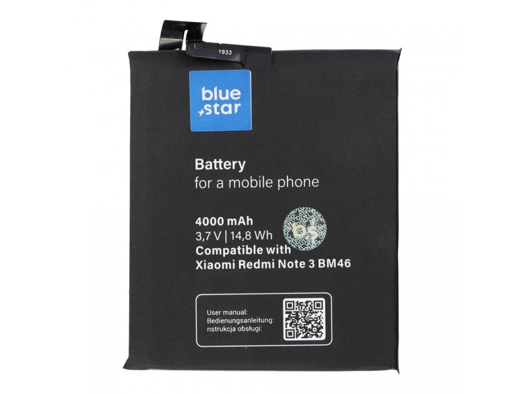 54118 2 baterie blue star xiaomi redmi note 3 4000mah li ion bs bm46