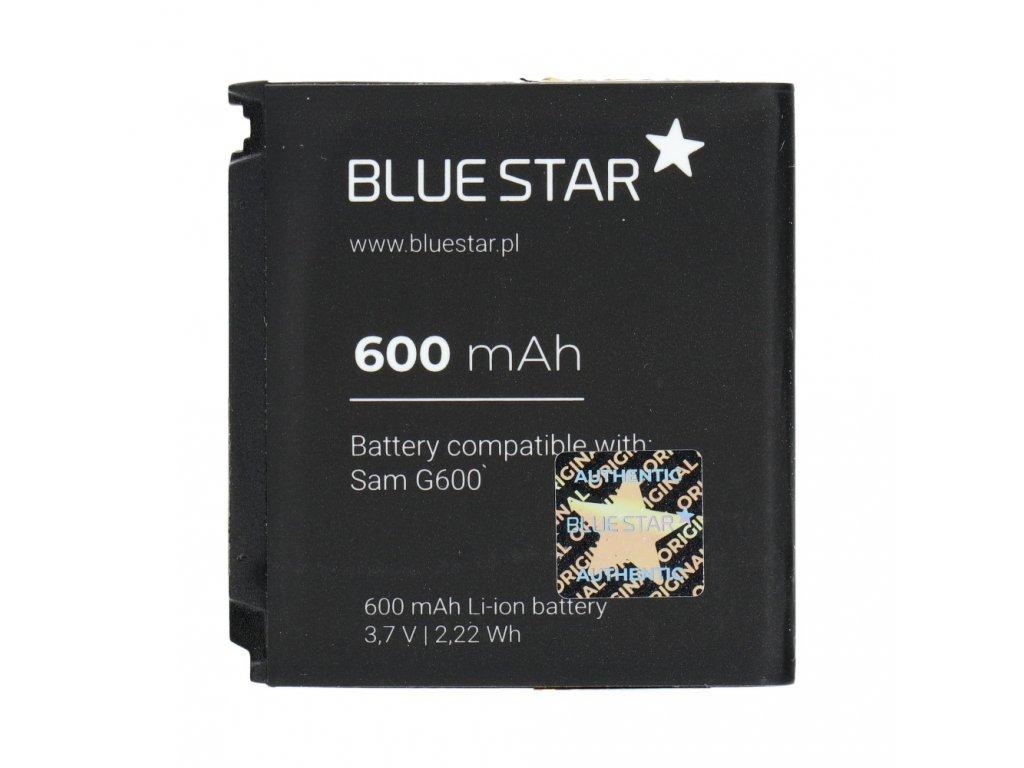 86283 baterie samsung g600 j400 600 mah li ion blue star