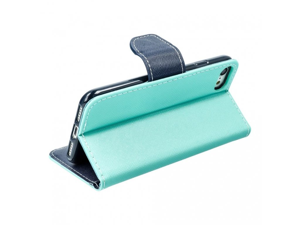 68469 1 fancy pouzdro book apple iphone x matove granatove