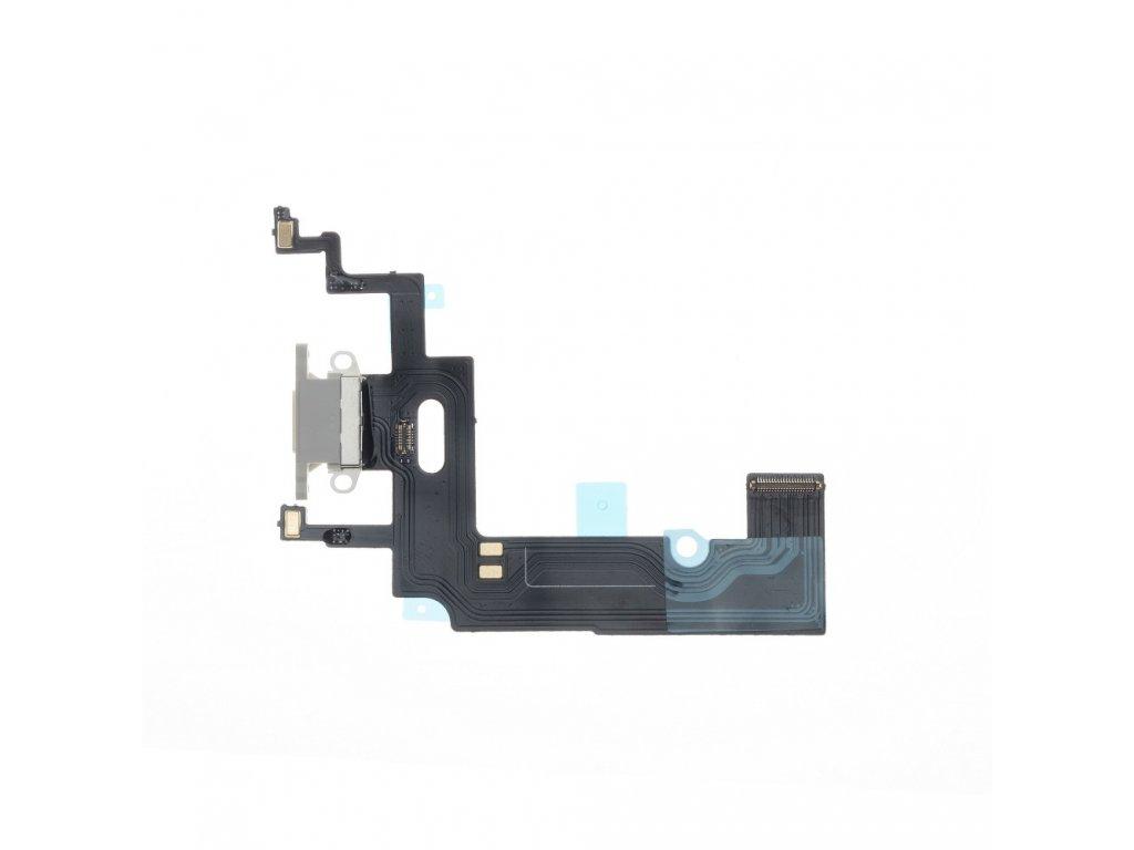 122369 flex kabel s konektorem pro nabijeni eq apple iphone xr bila