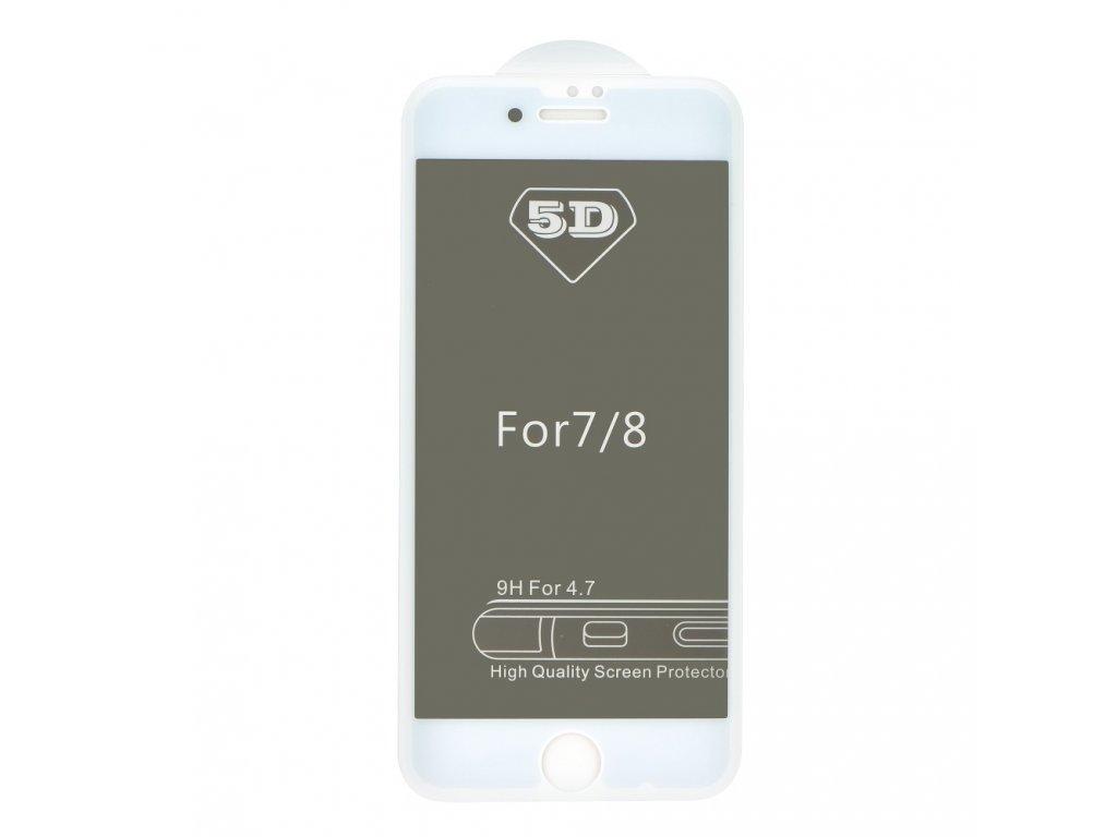 71358 1 forcell tvrzene sklo 5d full glue pro apple iphone 7 8 4 7 privacy bile