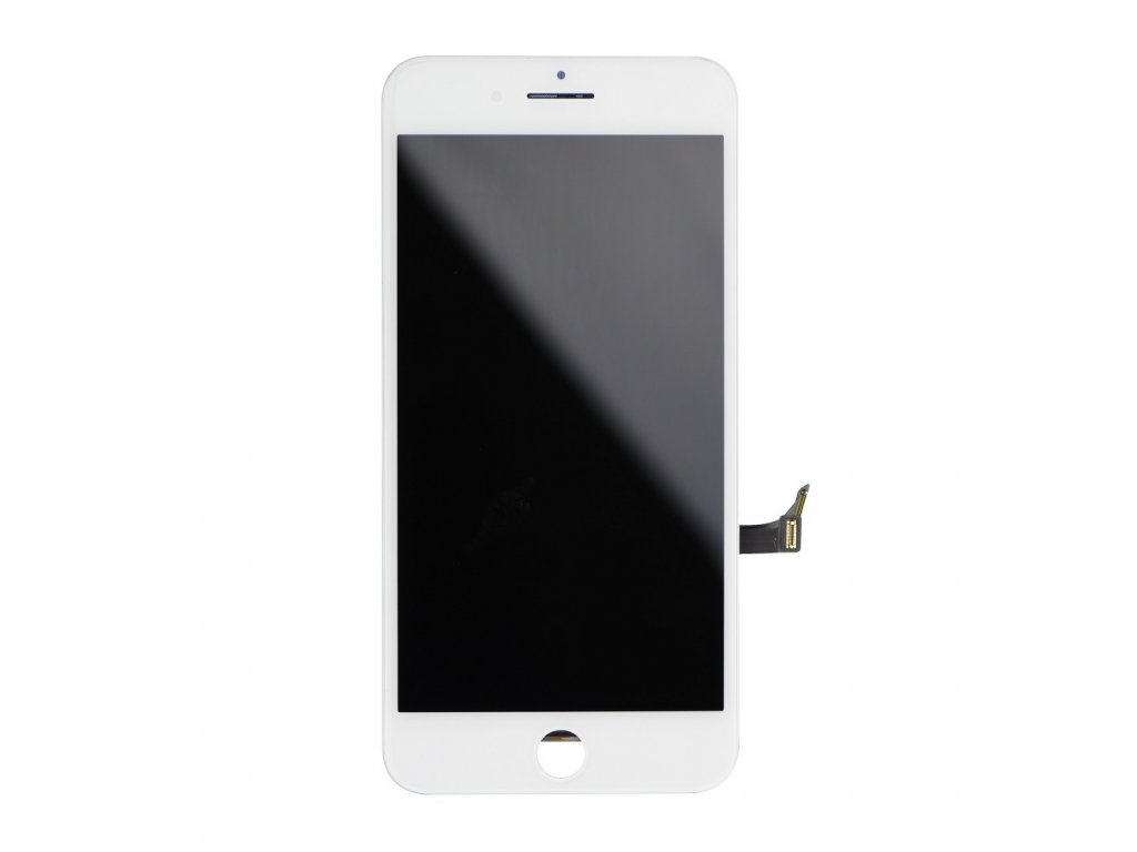 87318 lcd displej dotykova deska apple iphone 8 plus 5 5 bila kingwo