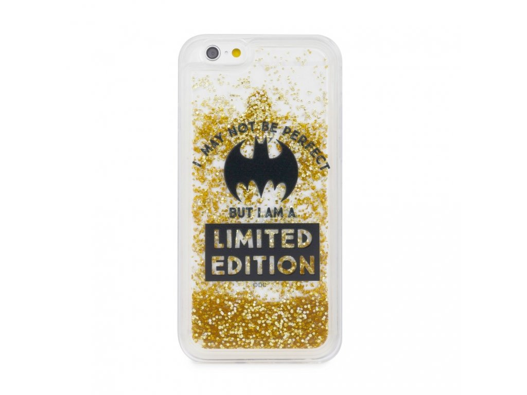 110576 licencovane pouzdro apple iphone xs 5 8 batman bat girl gold sand vzor 007