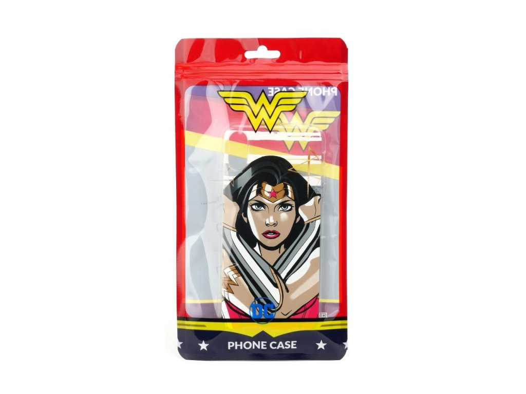 110414 licencovane pouzdro apple iphone xs 5 8 wonder woman multicolor vzor 003