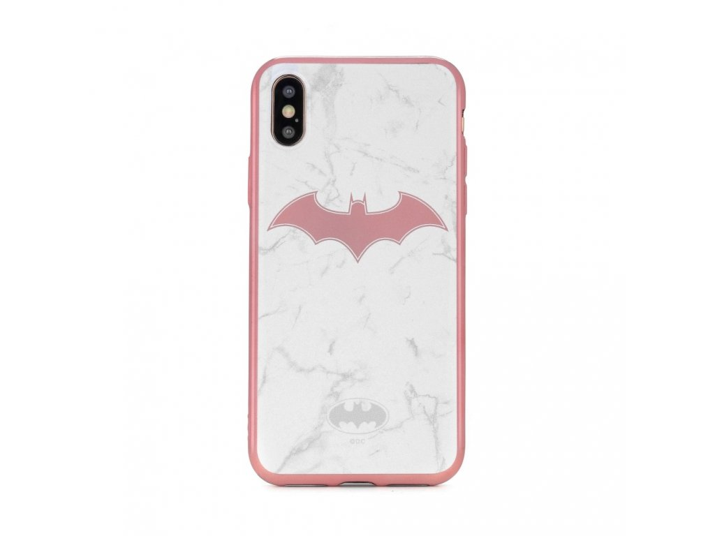 110519 licencovane pouzdro apple iphone xs max 6 5 batman white luxury vzor 008