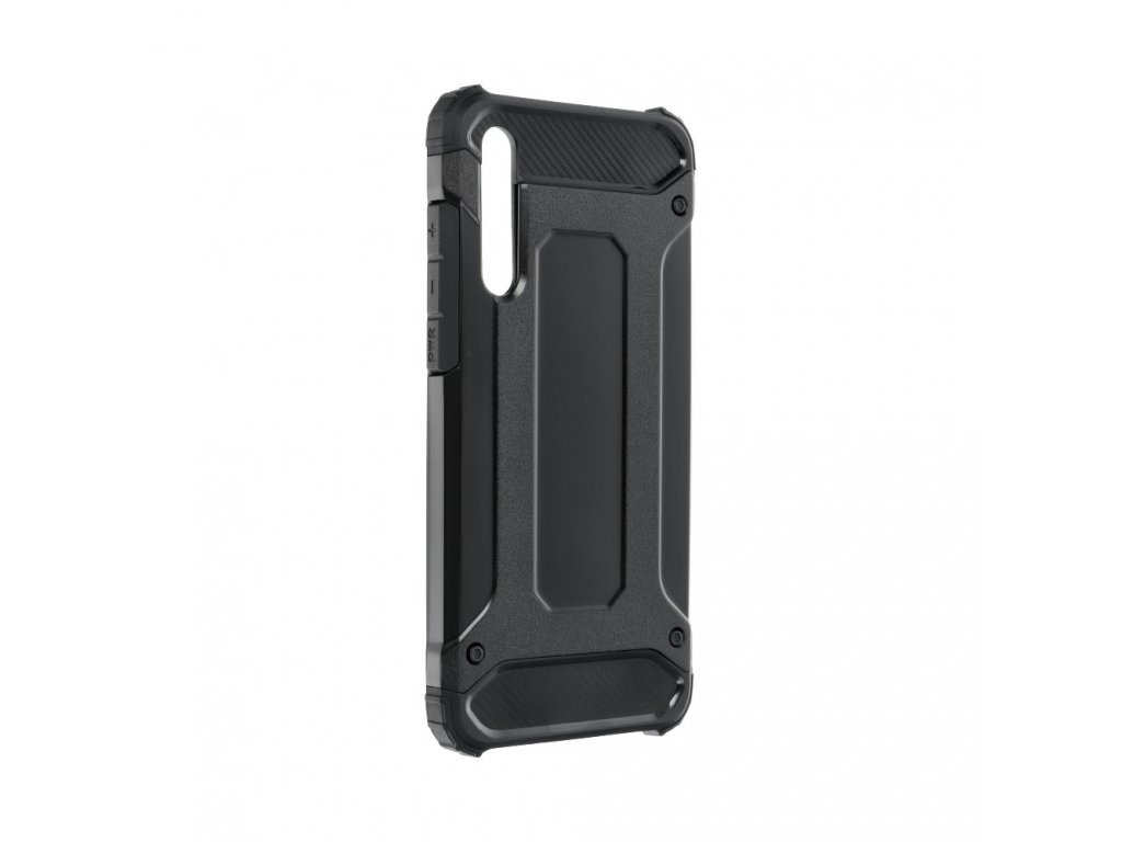 79207 1 obrnene pouzdro forcell armor huawei p20 pro cerne