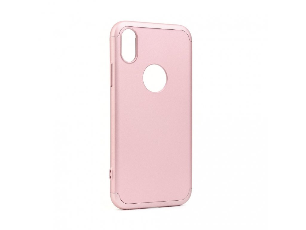118052 originalni obal gkk 360 full protection apple iphone 8 ruzovo zlaty
