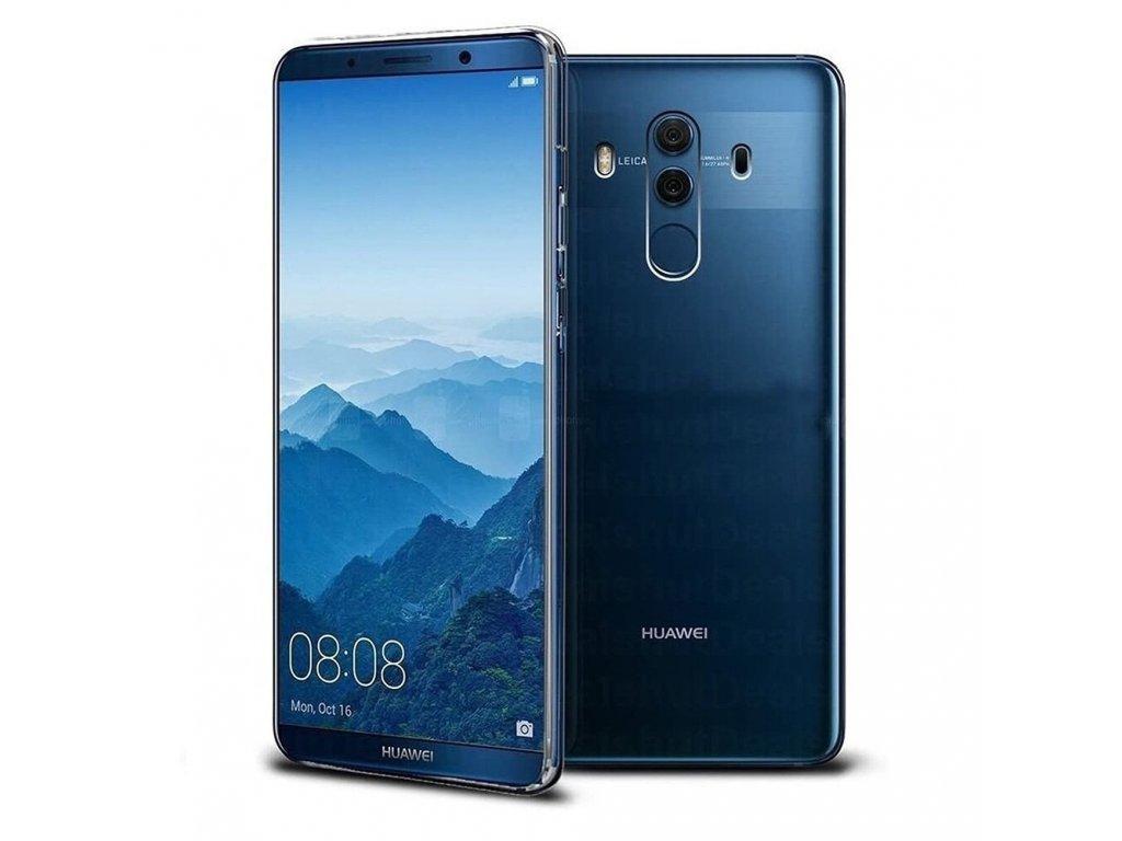 87690 3 pouzdro back case ultra slim 0 3mm huawei mate 20 lite transparentni