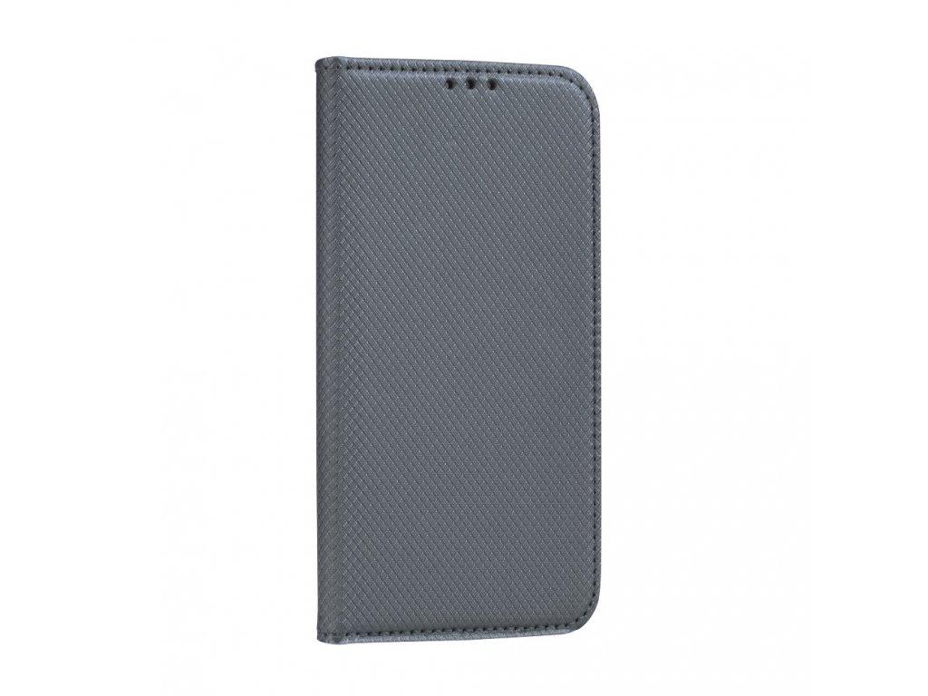 64200 pouzdro smart case book huawei p8 lite metalicke