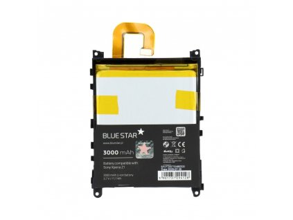 667 baterie blue star sony xperia z1 c6903 3000mah li poly bs premium