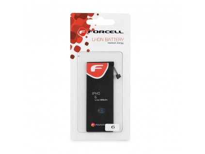 709 1 baterie forcell maximum energy pro apple iphone 6 1810 mah li ion hq