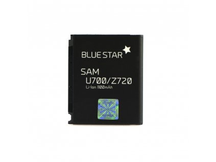 86253 baterie samsung u700 z720 z560 1100 mah li ion blue star premium