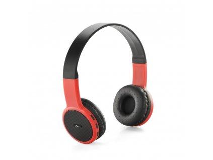 86544 bluetooth stereo sluchatka s mikrofonem ap b05 cerne cervene