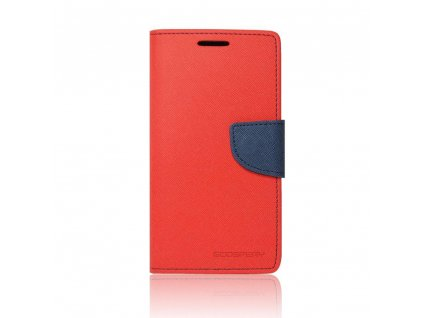1543 fancy pouzdro book alcatel one touch idol 3 5 5 cervene modre