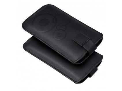 3073 2 forcell deko case iphone 5 5s 5c cerne