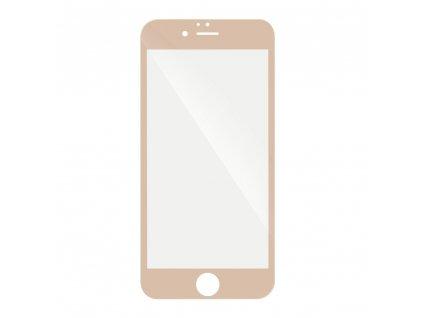 71738 1 forcell tvrzene sklo 5d full glue pro apple iphone x zlate