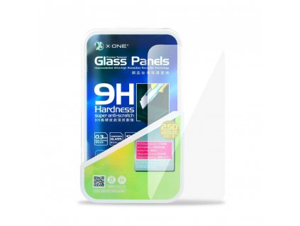 11044 ochranne tvrzene sklo x one premium glass pro iphone 6 4 7 9h