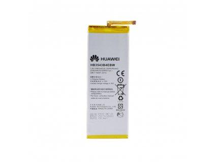 34457 originalni baterie huawei hb3543b4ebw 2460mah ascend p7 bulk