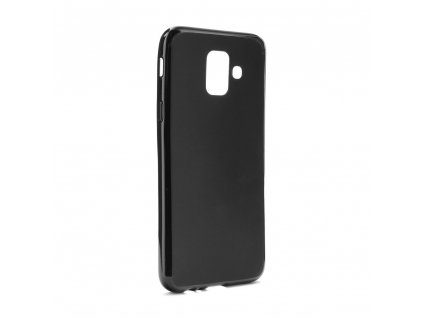 108095 pouzdro back case 0 3mm matt samsung galaxy a6 a6 2018 cerne