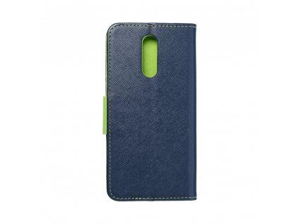 125156 2 pouzdro fancy book lg k40 navy blue limonka