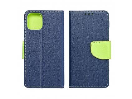127640 2 pouzdro fancy book samsung a20e navy blue limonka