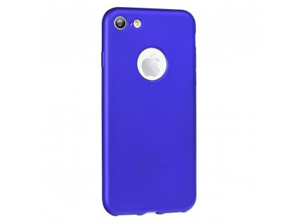 127880 pouzdro forcell jelly case flash mat sony x10 modre