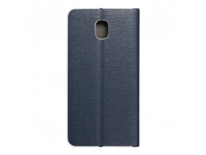 104713 pouzdro forcell luna silver samsung galaxy j5 2017 navy blue