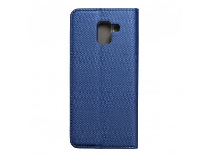 93240 1 pouzdro forcell smart case samsung j6 2018 namornicka modr