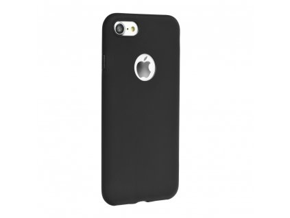 74345 pouzdro forcell soft apple iphone 7 cerne