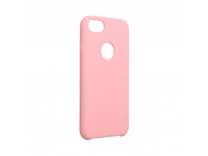 89967 pouzdro forcell soft touch silicone apple iphone 6 6s ruzove
