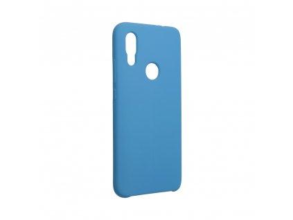 127589 2 pouzdro forcell soft touch silicone xiaomi redmi 7 modre