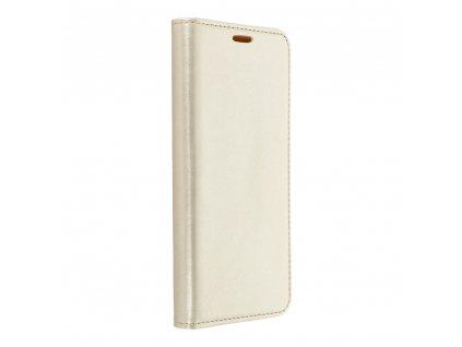 33199 1 pouzdro magnet flip wallet book huawei p8 lite zlate