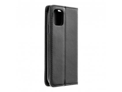 57450 pouzdro magnet flip wallet book pro huawei p8 lite 2017 cerne