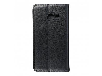 54679 4 pouzdro magnet flip wallet book pro samsung galaxy a3 2017 cerne