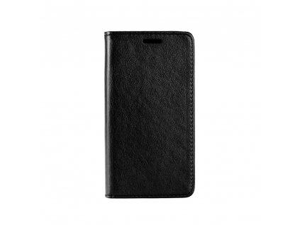 25066 2 pouzdro magnet flip wallet book sony e2303 xperia m4 aqua cerne