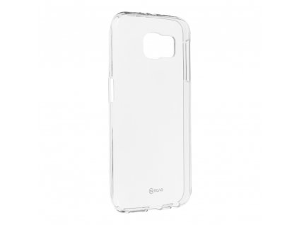 76568 1 pouzdro roar transparent tpu case pro samsung galaxy s6 sm g920f transparentni
