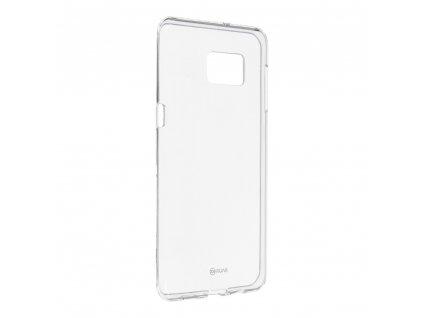 76586 2 pouzdro roar transparent tpu case pro samsung galaxy s6 edge sm g928 transparentni