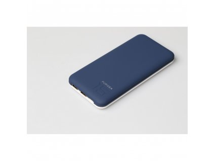 83481 1 puridea 15 power bank 15000mah externi baterie s dvojitym usb vystupem modra