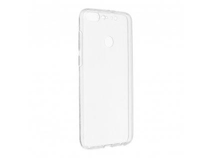 82156 1 silikonove pouzdro 360 full body predni zadni huawei p smart transparent