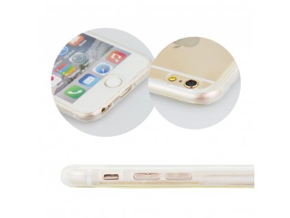 48888 2 silikonove pouzdro 360 full body soft case pro apple iphone 7 8 4 7 transparentni