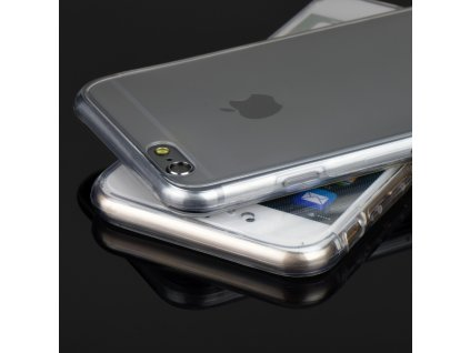 48888 silikonove pouzdro 360 full body soft case pro apple iphone 7 8 4 7 transparentni