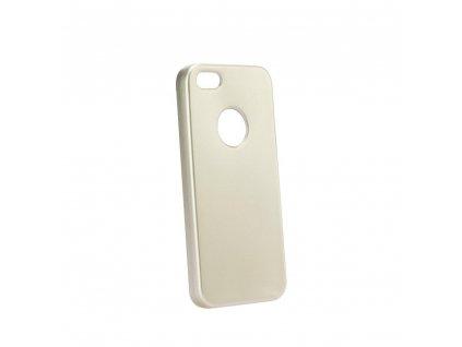 51646 1 silikonove pouzdro jelly case flash mat pro lenovo k5 note zlate