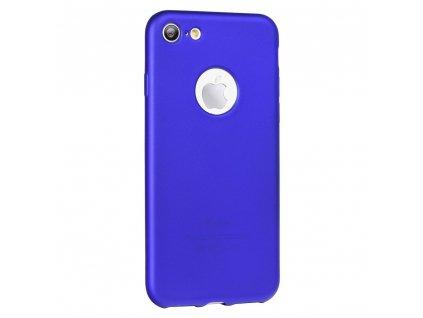 83337 1 silikonove pouzdro jelly case flash mat samsung galaxy a6 modre