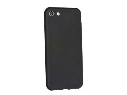 83886 1 silikonove pouzdro jelly case flash mat samsung j6 2018 cerne