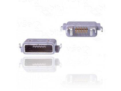 30913 1 sonyericsson nabijeci konektor usb wt19i st18i mk16i micro usb
