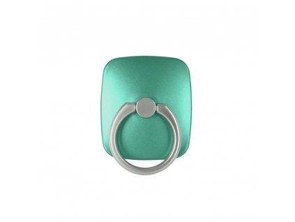 112748 stojan na mobil drzak na prst mercury wow ring zeleny