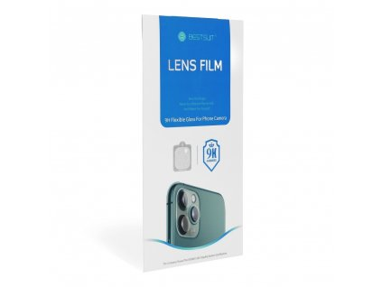96831 3 tvrzene sklo flexible nano glass na zadni kameru huawei p20 pro