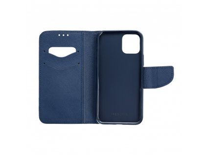 129203 pouzdro fancy book nokia 1 plus cervene navy blue