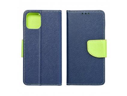 132122 pouzdro fancy book nokia 2 2 navy blue limonka